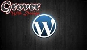 Grover Web Design - WordPress