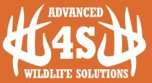 4S Advanced Wildlife Solutions logo