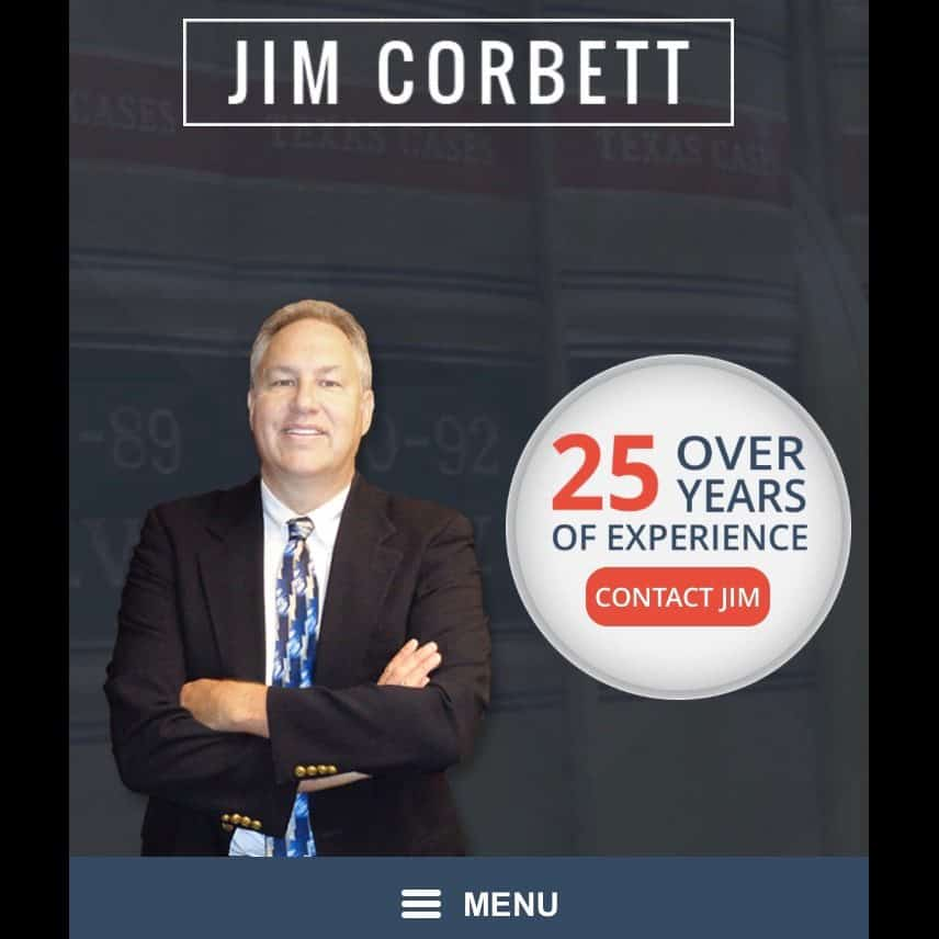 Columbia, SC Attorney - Jim Corbett